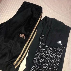 Adidas pants bundle!